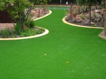 Artificial grass as a landscaping solution