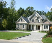 Want a U-Shaped Driveway? Here're some ideas for your landscape