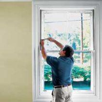Replacing window parts