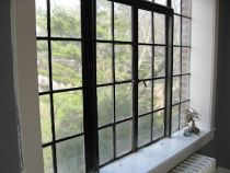 Maintenance of steel casement windows