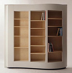 How to build a bookcase by yourself