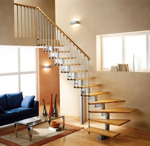 How to build stair steps-Standard dimensions