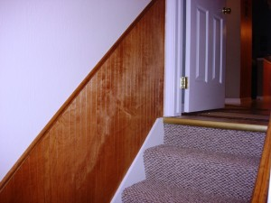 Ideas to redecorate basement stairs