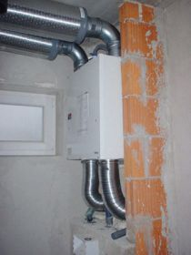Information about balanced ventilation systems