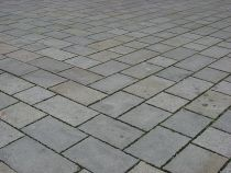 Pave with grout the easy way