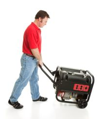 Portable generator - how to use it to stay safe