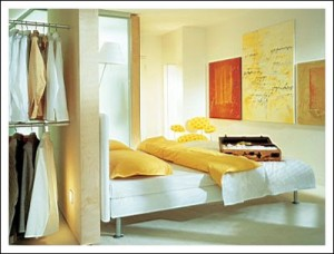 Wall color schemes for bedrooms