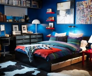 Teenage bedroom decoration ideas