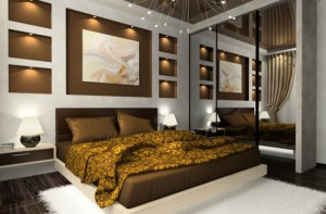 Soothing colors – the best option for a peaceful and relaxing bedroom