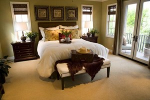Choosing the right colors for bedrooms