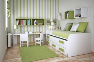 Intelligent storage tips for bedrooms