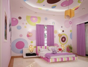 Decorate teenage bedrooms