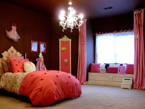 Decorating bedrooms for girls