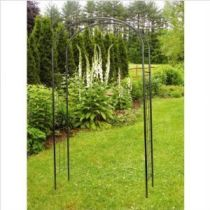 Why choose a wrought iron trellis?