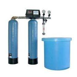 How to install water softeners