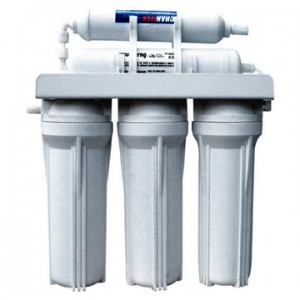 Residential water filtration systems