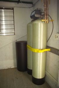 Water softener – How does it work?