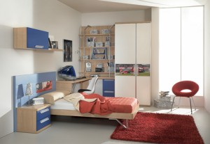 Decoration tips for boys bedrooms